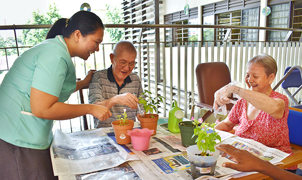 Assisted Living Unit
